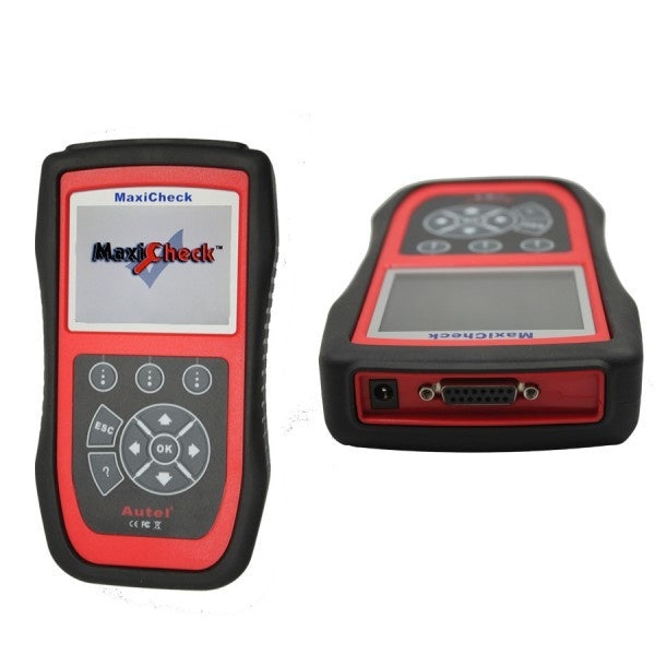 Autel MaxiCheck-EPB Brake Pads Replacement and Recalibration EPB/SBC Code Reader Auto Scanner Electric Brake Service - Car Diagnostic Tool