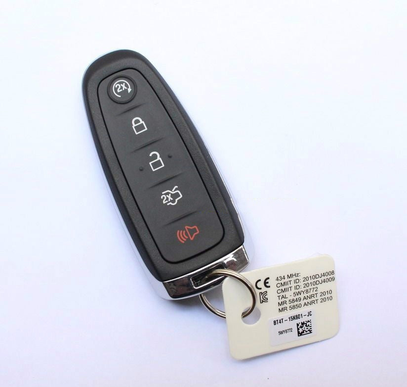 Ford Edge 5 button Keyless Smart remote key 434mhz
