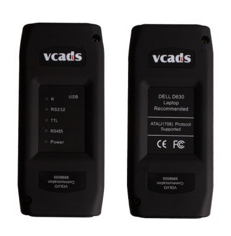 For Volvo VCADS  Professional Truck Diagnostic Tool VCADS V2.40 Version
