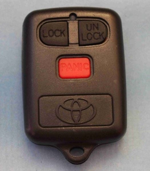 3 Button Remote Key Shell Case For Toyota Corolla RAV4 Vios Camry 2 Buttons With Panic - Car Diagnostic Tool