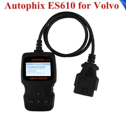 Autophix ES610 Professional Auto OBD2 EOBD Diagnostic Tool for Volvo Series Vehicles Tools Electric Auto Diagnostic Tool - Car Diagnostic Tool