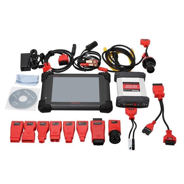 Easter Promotion Original Autel MaxiSys Pro MS908P Wifi OBD Full System Diagnostic with J2534 ECU Preprogramming  Foxwell NT1001 TPMS