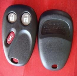 GM 3 Button Keyless Entry Remote Key Fob completed key 315mhz 15186201CANADA:109G 12021 FCC/ID LHJ011
