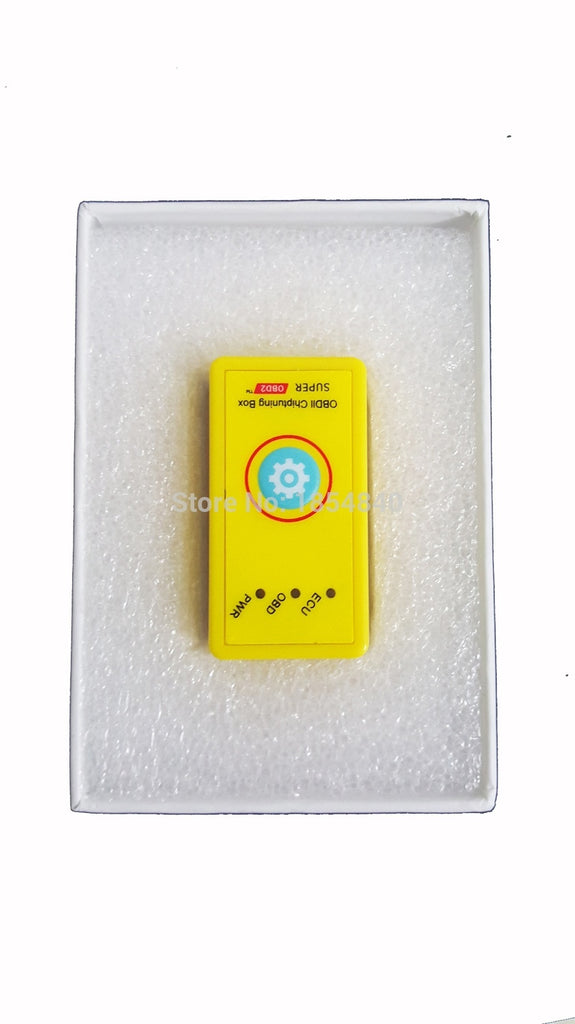 Latest Super OBD2 Car Chip Tuning Box Plug and Drive Super OBD2 same as Nitro OBD2 Save power