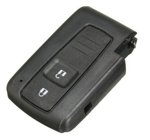 Replacement Smart Remote Key Case Shell Keyless 2 Button for Toyota Prius Fob