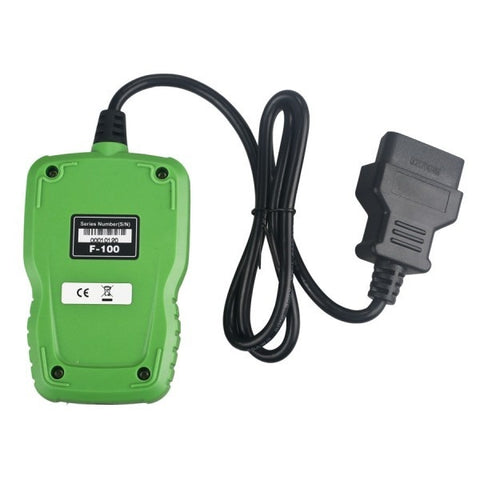 Promotion OBDSTAR F-100 Mazda/Ford Auto Key Programmer No Need Pin Code Support New Models and Odometer