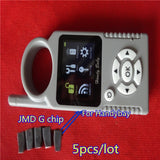 JMD copy chip.Transponder chip JMD G chip JMD G CHIP For Device Handy Baby.5pcs/lot
