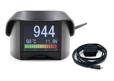 Water temperature  gauge digital voltage meter tachometer speed meter