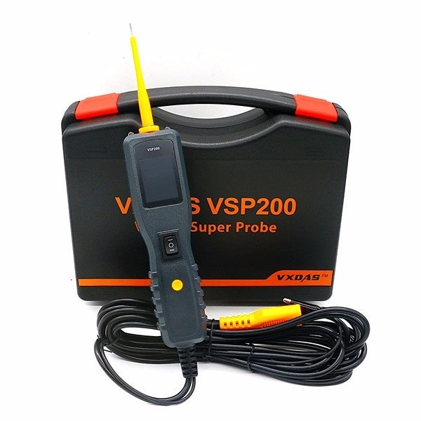 New Arrival VXDAS VSP200 Power Scan Tool VSP200 replace Autel PS100 Electrical System Circuit Tester better than VGATE PT150