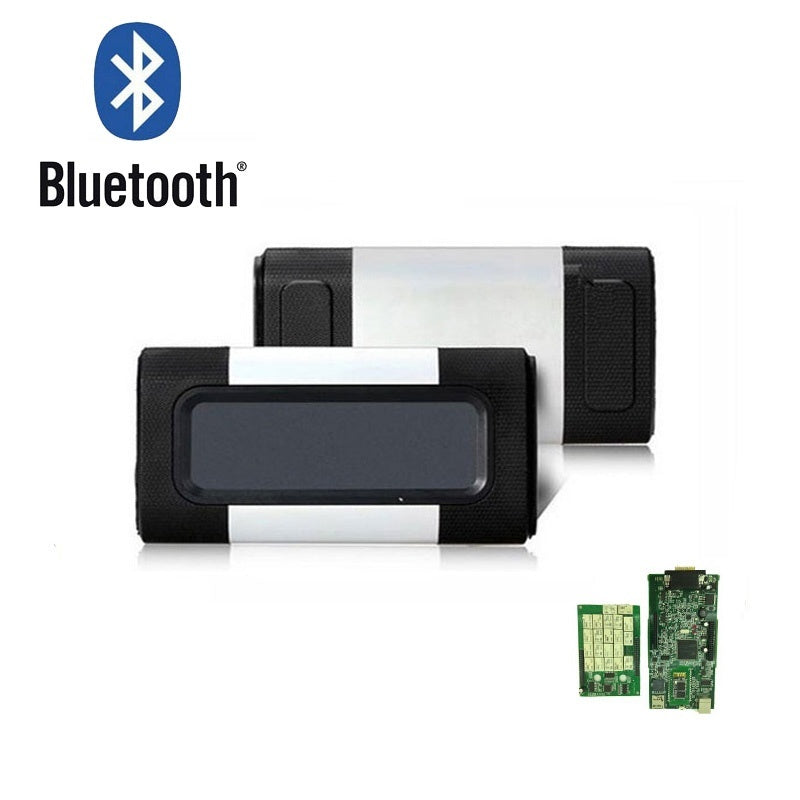 New Green board for Autocom quality A 2014 R2 Keygen For automotive CDP Pro Plus with bluetooth OBD2 Scanner car Diagnostic Tool