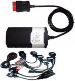Delphi DS150E New Vci Diagnostic Tool For Delphi TCS CDP Pro Plus OBD2 with full set cables