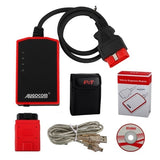Newest V3.8 AUGOCOM VDM WIFI Diagnostic Tool Support Win7/8 with Honda Adapter Update Online