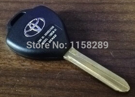 Remote Key for Toyota Camry 4 Button with Panic (Toy43,314.4MHz,4D67,HYQ12BBY)