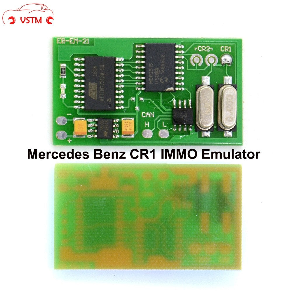 IMMO Emulator for Mercedes For Benz CR1 or CR2 Immobilizer Emulate Tool