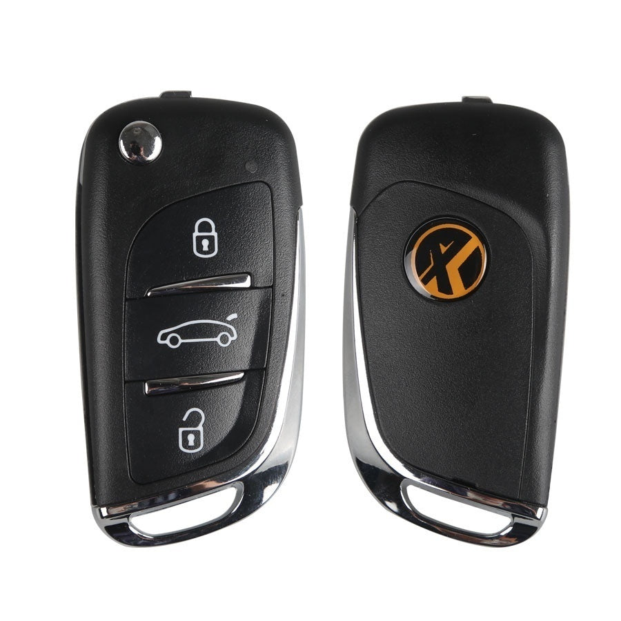 XHORSE VVDI2 Remote Key For Volkswagen A6L Remote Key 3 Buttons