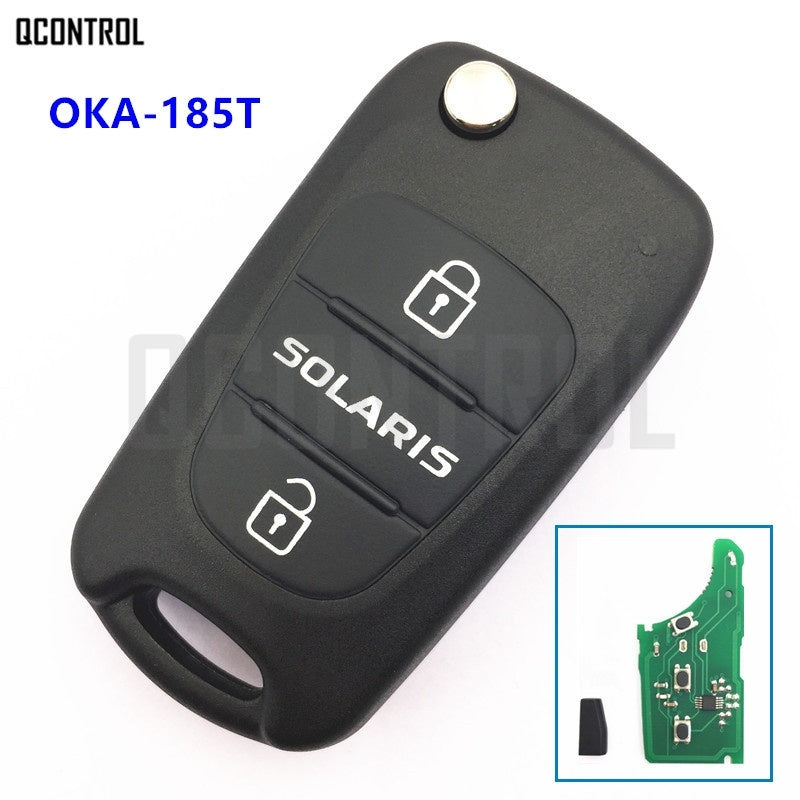 Car Remote Key 433MHz for HYUNDAI Solaris OKA-185T CE0682 - Car Diagnostic Tool