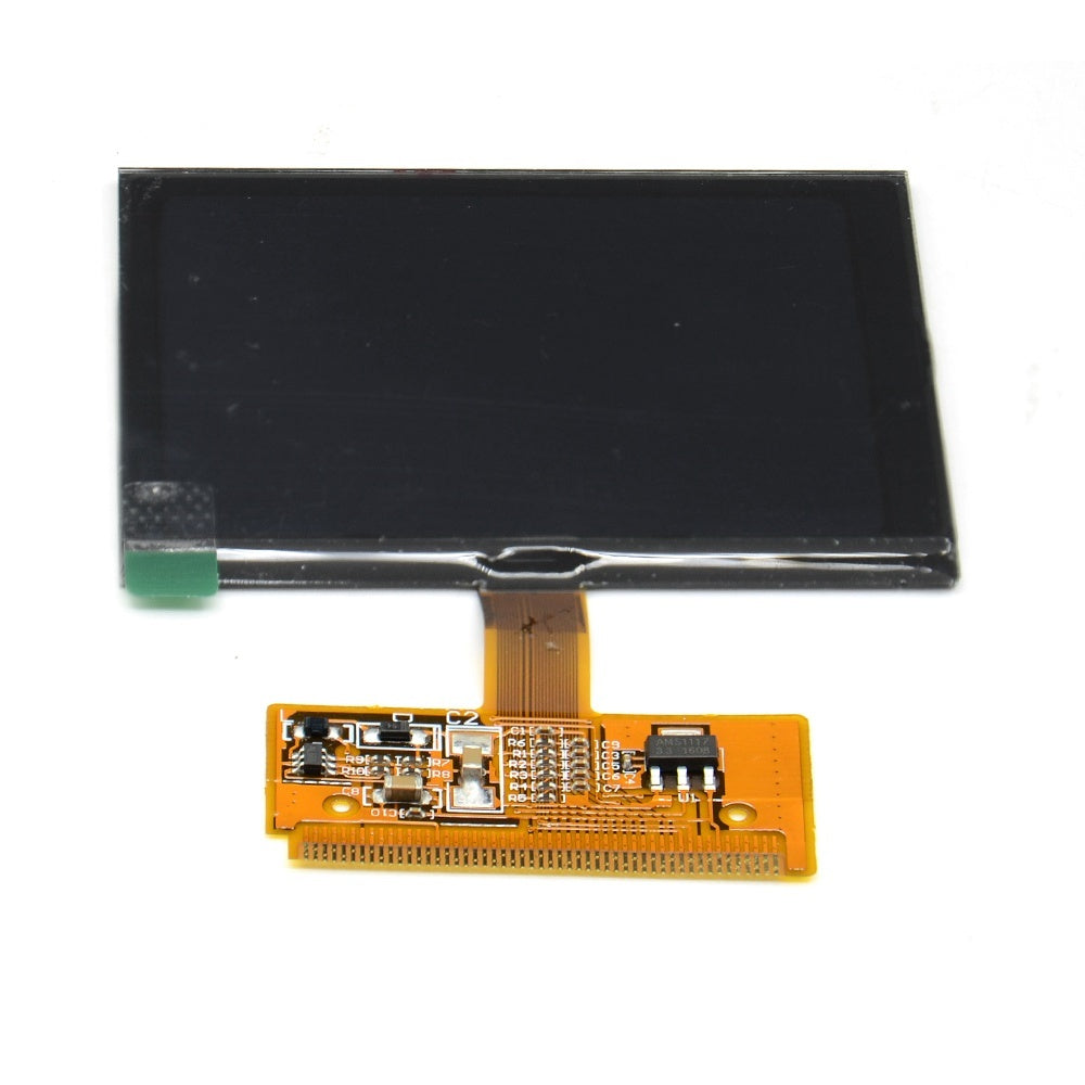 High Quality Fits For Audi A3 A6 LCD VDO Display Cluster Screen For Audi VW Passat/Seat New Version Excellent