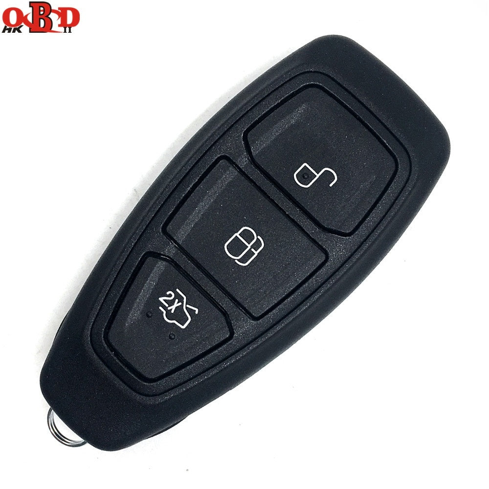 Hot! Brand New Folding Flip Remote Key 3 Button 433MHZ 4D63 80Bit Chip For FORD Mondeo with blade
