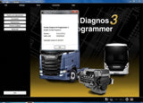 VCI 3 SDP3 V2.31 for Scania Trucks Buses Diagnose 3 Programming Software