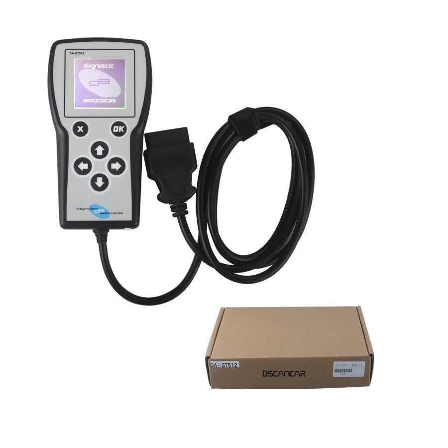 DA-ST512 Service Approved SAE J2534 Pass-Thru Interface Hand Held Device for Jaguar/Land Rover