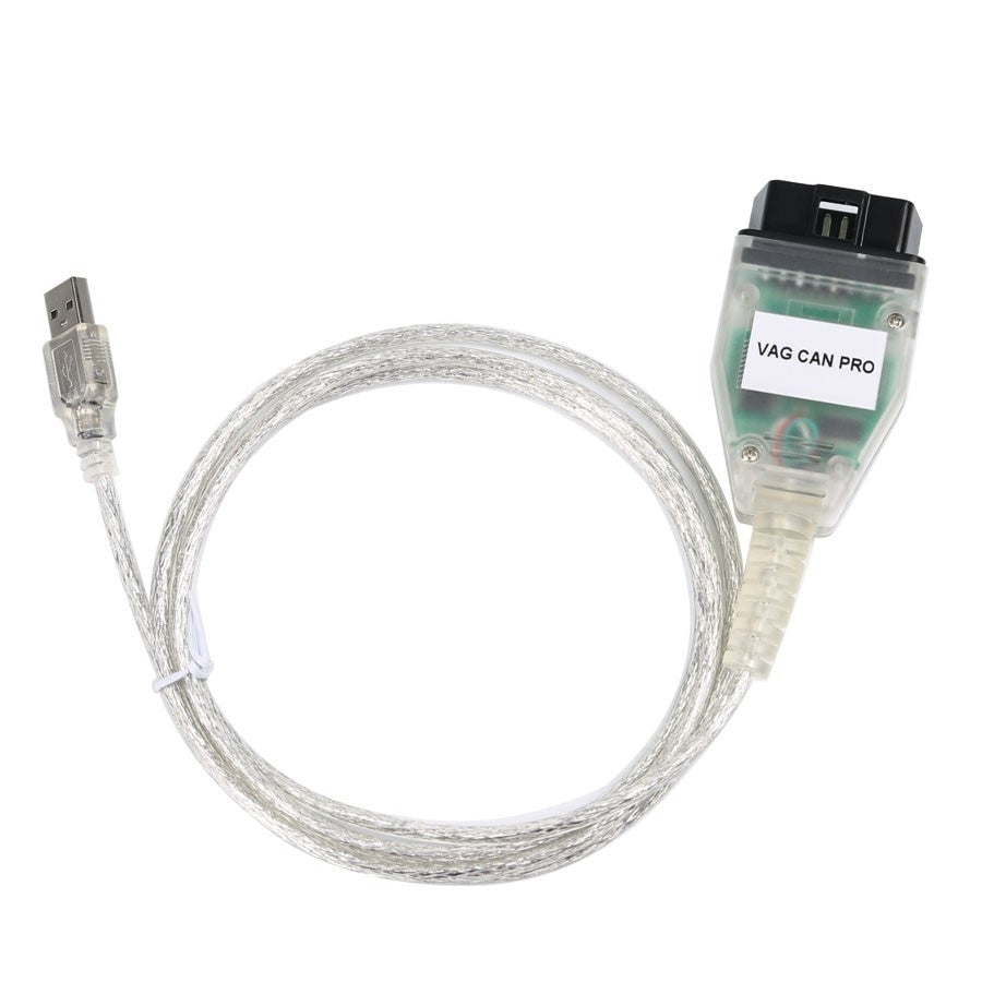 VAG CAN PRO V5.5.1 CAN BUS+UDS+K-line OBD2 Diagnostic Cable