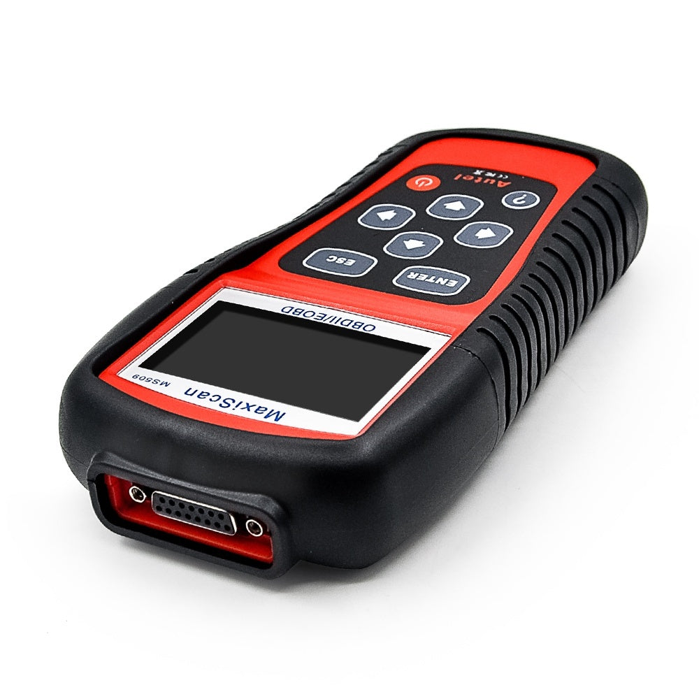 Autel Maxiscan MS509 Multi-Languages Diagnostic Tool OBD2/EOBD Auto Code Reader Work For US&Asian&European Car Scanner MS 509 - Car Diagnostic Tool