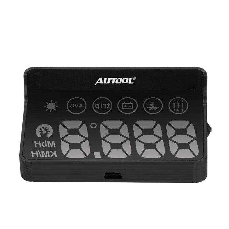 AUTOOL X30 Car styling Universal head up display speedometer - Car Diagnostic Tool
