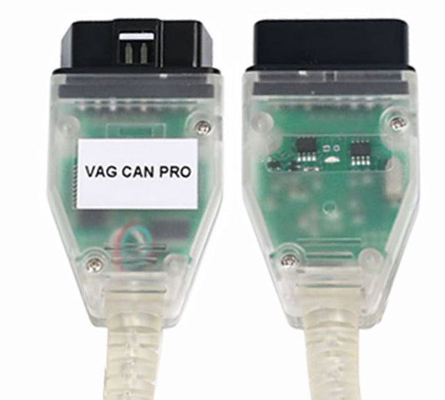 Better than VCDS/ODIS VAG CAN PRO CAN BUS+UDS+K-line S.W Version 5.5.1 Vag VCP for Volkswagen/Audi/ Seat/Skoda VCP OBD2 Diagnose - Car Diagnostic Tool