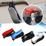 Car Sunglasses Holder Sun Visor Clip For Eyeglasses & Ticket Card Fastener Clamp Car Glasses Case Accessories Diverse Colors - Car Diagnostic Tool