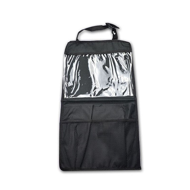 Car multifunctional seat hanging bag car chair back storage bag children travel iPad storage bag - Car Diagnostic Tool