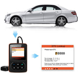Launch X431 Creader V+ OBD2 Automotive Scanner Engine Fault Code Read And Clear OBD 2 Auto Diagnostic Scanner Tool