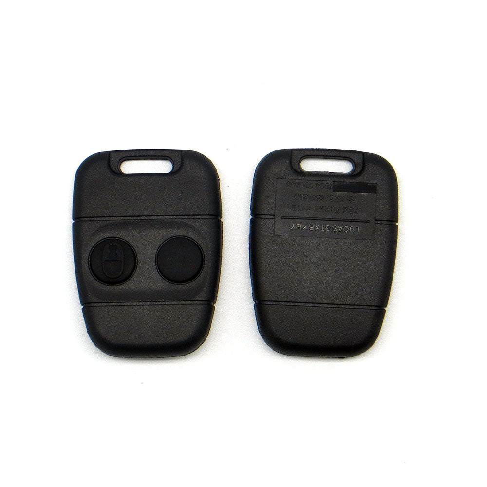 2 Button Keyless Entry Remote Key Shell Case For Land Rover - Car Diagnostic Tool
