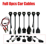 full set 8 car cables  for VD TCS cdp pro plus multidiag pro
