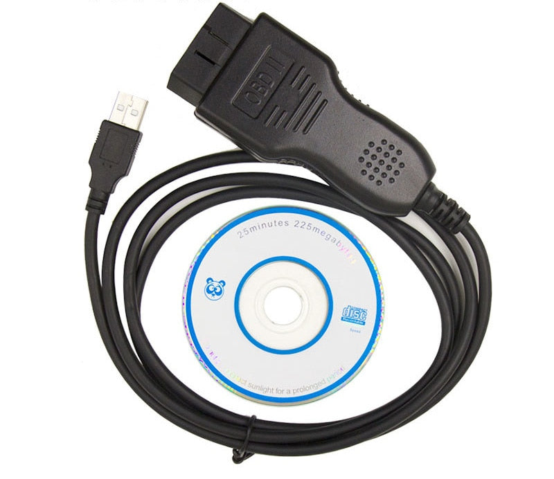 Hot selling OBDII VAG CAN Commander 5.5+ Pin Reader 3.9Beta Car Diagnostic Cables and Connectors VAG CAN Commander For Audi V W