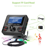 In-car DAB+ Radio Player With FM Transmitter & Bluetooth