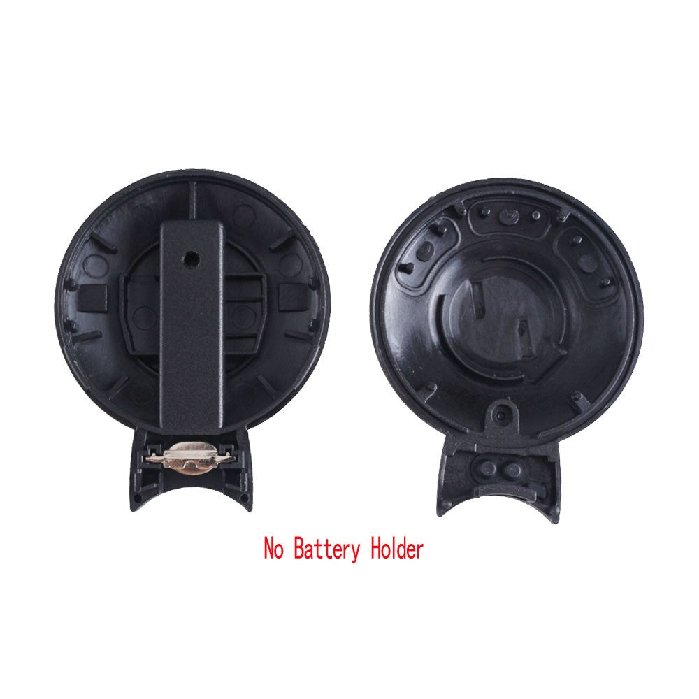 3 Buttons Remote Smart Card Car Key Case FOB for BMW Mini
