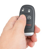 Smart Key Fob 5 Button for Dodge Charger Remote Key Fob Transmitter