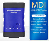 V2020.3 Software forGM MDI Multiple Diagnostic Interface ForGM MDI WIFI Multi-Language For Opel Scanner Tech2Win GDS2