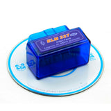 Super Mini Elm327 Bluetooth OBD2 V1.5 Elm 327 V 1.5 Android Adapter