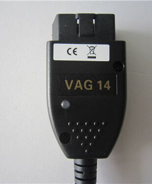VAG COM 14.10.2 in Portuguese VCDS HEX CAN USB Interface FOR VW AUDI