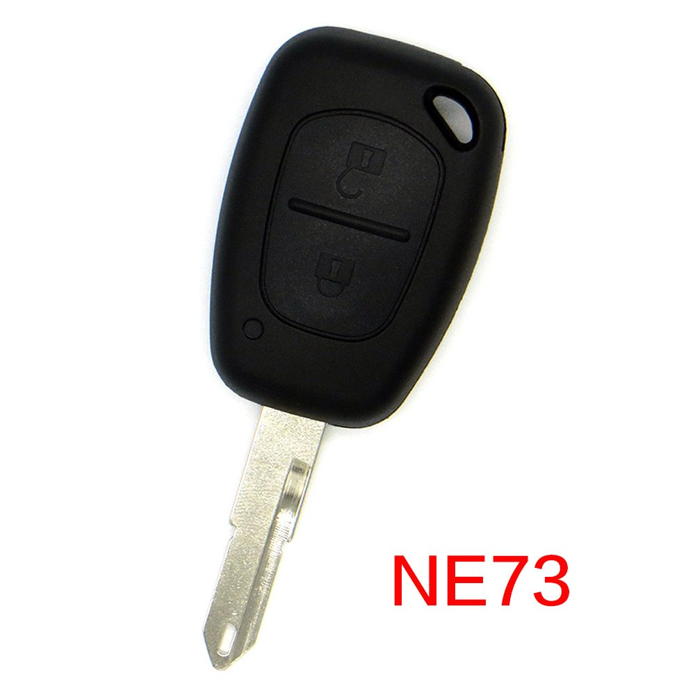 2 Button Remote Car Key Shell Cover Case For Renault - Car Diagnostic Tool
