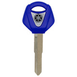 Motorcycle Uncut Blade Blank Key For YAMAHA
