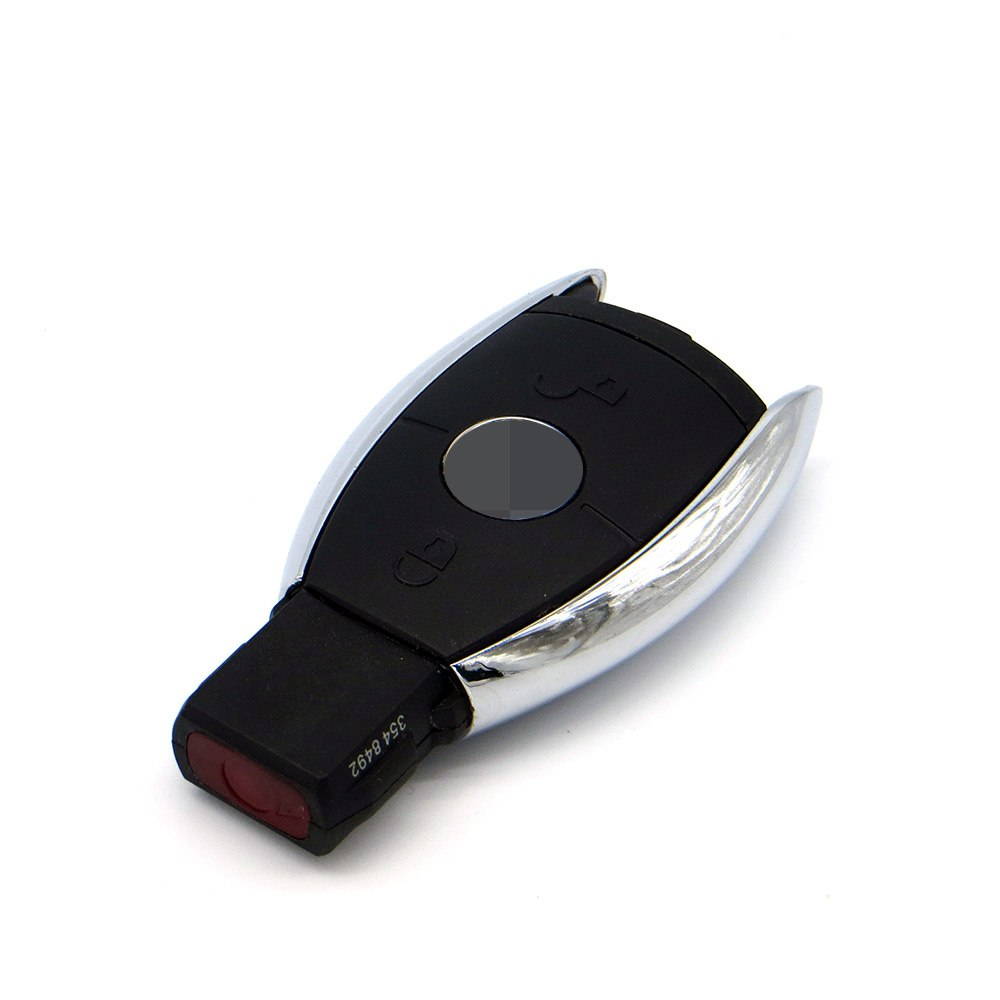 Smart 2 Button Remote Key Shell Fob Case For Mercedes Benz