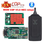 Nec relays green board v5.008 R2 cars trucks OBD2 diagnostic scanner tool