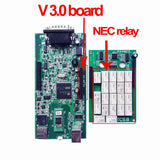 v3.0 Nec relays green board v5.008 R2 cars trucks diagnostic tool