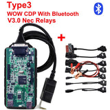 Nec relays green board v5.008 R2 scan cars trucks diagnostic tool OBD2 auto scanner
