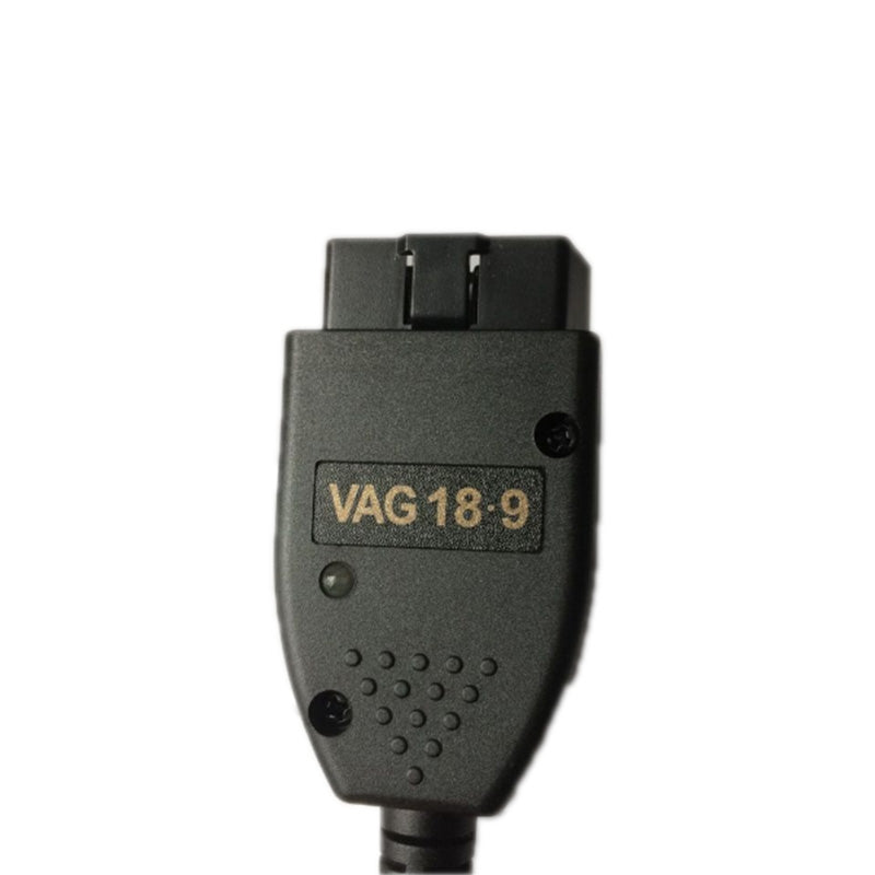 V18.9 in English+V18.9 in Germany!!!VAG COM 18.9 VAGCOM 18.9 with full chip VCDS HEX CAN USB Interface FOR VW AUDI support car to 2019