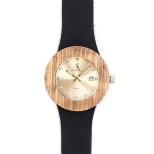 Montres Femme - La Luxueuse - Green Wood