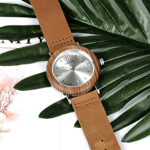 Montres - La Strass - Green Wood