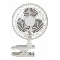 "Wind Devil 6"" clip on fan"